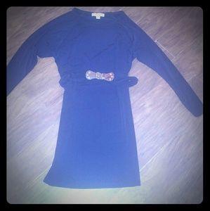 MICHAEL KORS LITTLE BLACK  DRESS-SIZE XS